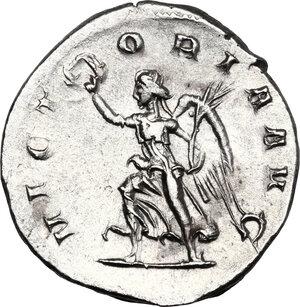 reverse: Trajan Decius (249-251).. AR Antoninianus, Rome mint