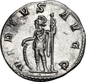 reverse: Gallienus (253-268).. AR Antoninianus, Rome mint