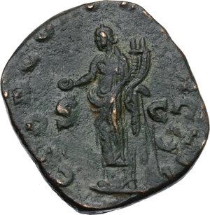 reverse: Gallienus (253-268).. AE Sestertius, 254-255 AD. Rome mint