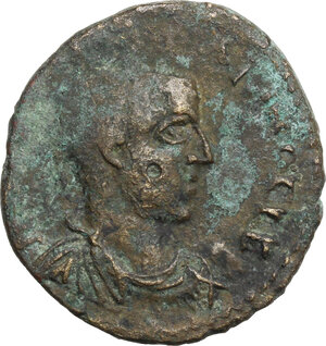 obverse: Gallienus (253-268).. AE Octassarion, Nicaea mint, Bithynia