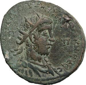 obverse: Gallienus (253-268).. AE 33 mm. Tarsos mint, Cilicia