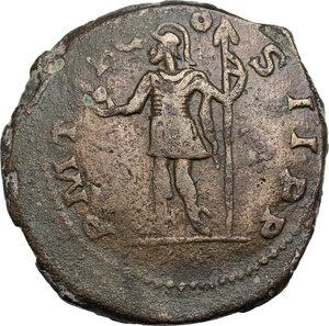 reverse: Postumus (259-268). AE Sestertius, Lugdunum mint
