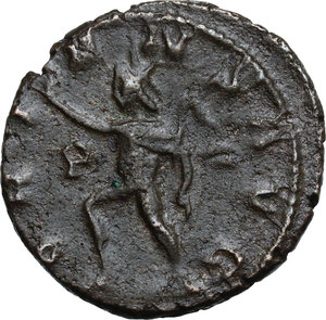 reverse: Postumus (259-268).. BI Antoninianus. Treveri (Trier) mint, 268 AD