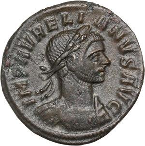 obverse: Aurelian (270-275).. AE Denarius, Rome mint