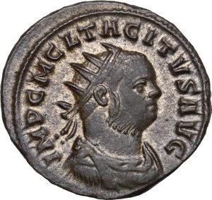 obverse: Tacitus (275-276).. BI Antoninianus, Rome mint, 275 AD