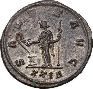 reverse: Tacitus (275-276).. BI Antoninianus, Rome mint, 275 AD
