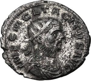 obverse: Tacitus (275-276).. BI Antoninianus, Antioch mint