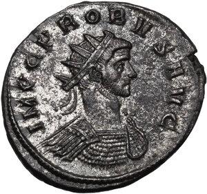 obverse: Probus (276-282).. BI Antoninianus, Ticinum mint