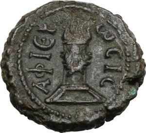 reverse: Carus (282-283). BI Tetradrachm, Alexandria mint, Aegypt
