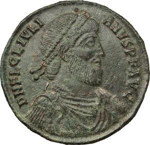 obverse: Julian II (360-363).. AE 28 mm. Constantinople mint