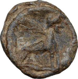 reverse: Leads from Ancient World.. Roman Empire. PB Tessera
