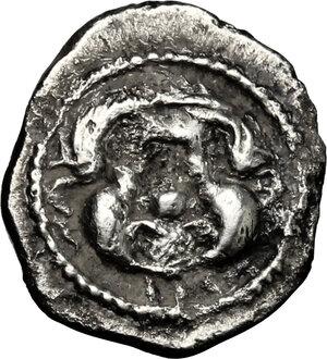 obverse: Etruria, Populonia. AR 2.5 Units, c. 425-400 BC