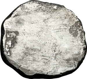 reverse: Etruria, Populonia. AR 2.5 Units, c. 425-400 BC
