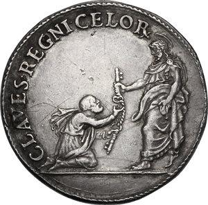 reverse: Pio V (1566 - 1572), Antonio Michele Ghislieri.. Medaglia s.d