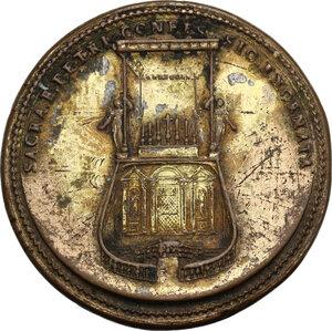 reverse: Paolo V (1605-1621), Camillo Borghese.. Medaglia annuale, A. XIII