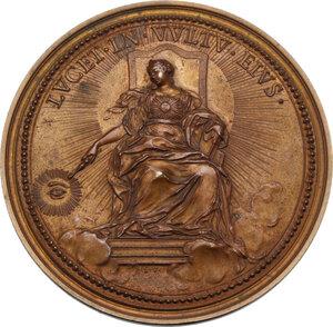 reverse: Clemente XI (1700-1721), Giovanni Francesco Albani. Medaglia straordinaria, A. II