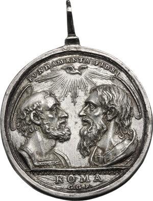 reverse: Pio VII (1800-1823), Barnaba Chiaramonti. Medaglia