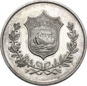 obverse: Società della Gioventù cattolica italiana.. Medaglia 1886 a Giovanni Acquaderni