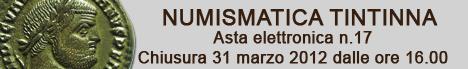 Banner Tintinna - Asta Elettronica 17