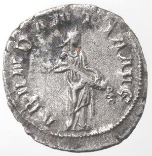 reverse: Monetazione classica. Traiano Decio. 249-251 d.C.Antoniniano. Ag.