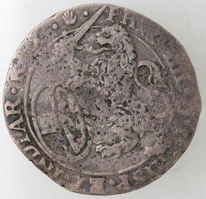 reverse: Olanda. Dominazione spagnola. 1629. Ag.