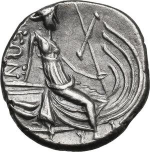 reverse: Euboia, Histiaia. AR Tetrobol, 3rd-2nd centuries BC