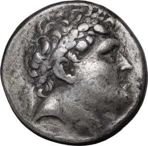 Kings of Pergamon.  Eumenes II (197-159 BC).. AR Tetradrachm