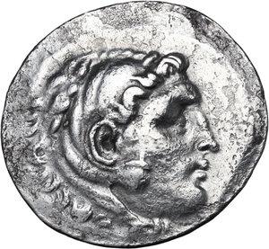 obverse: Aeolis, Temnos.  Alexander III