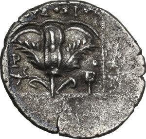 reverse: Islands off Caria, Rhodes. AR Hemidrachm, c. 170-150 BC. 'Plinthophoric' coinage