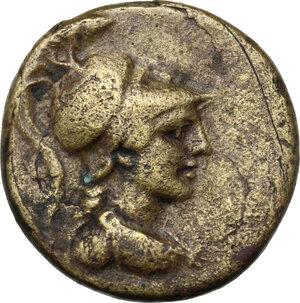 obverse: Phrygia, Apameia. AE 22 mm, 133-48 BC