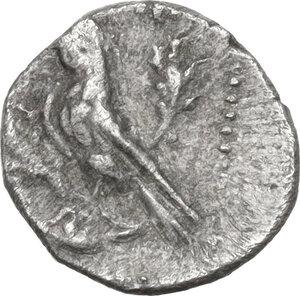 reverse: Cilicia, uncertain mint.. AR Obol, 4th century BC