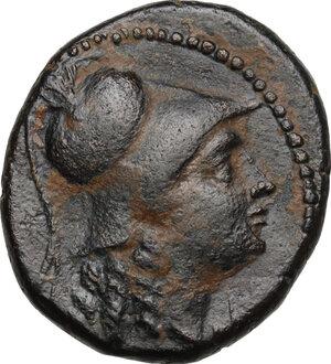 obverse: Syria, Seleucid Kings.  Seleukos II (246-225 BC). AE 21 mm, Antioch ad Orontem mint