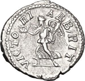reverse: Caracalla (198-217).. AR Denarius, 210-213