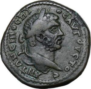 obverse: Caracalla (198-217). AE 27 mm. Marcianopolis (Moesia Inferior)