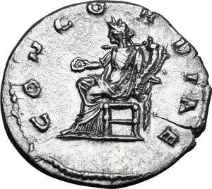 reverse: Plautilla (died 212 AD).. AR Denarius, Laodicea ad Mare mint, 202-205