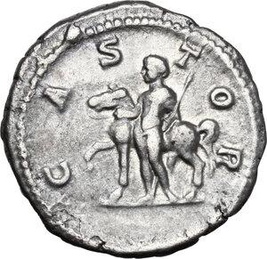 reverse: Geta (198-211).. AR Denarius, 200-205 AD