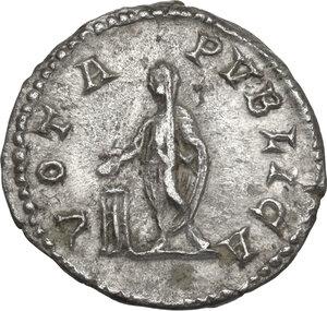 reverse: Geta (198-212).. AR Denarius