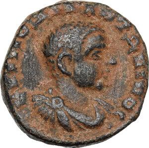 obverse: Diadumenian (217-218).. AE 18 mm, Syria, Antioch mint