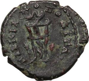 reverse: Elagabalus (218-222).. AE Assarion, Marcianopolis (Moesia Inferior)