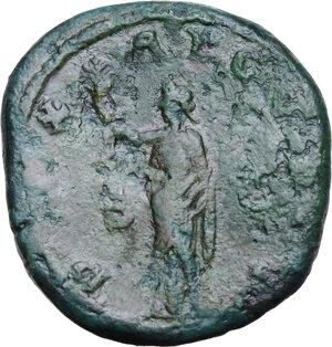reverse: Maximinus I (235-238).. AE Sestertius, 236-238