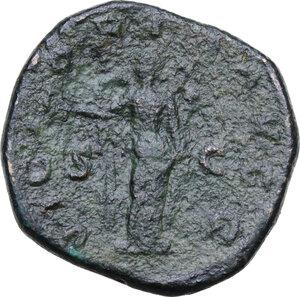 reverse: Pupienus (238 AD).. AE Sestertius. Struck May-June 238 AD