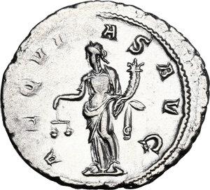 reverse: Gordian III (238-244).. AR Antoninianus, 240 AD