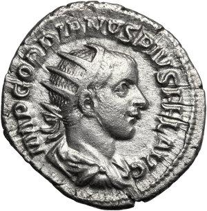 obverse: Gordian III (238-244).. AR Antoninianus, 241-243