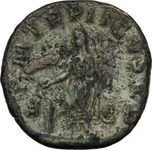 reverse: Gordian III (238-244 ).. AE Sestertius, 239 AD