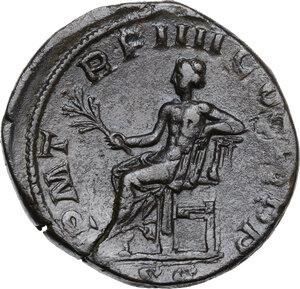 reverse: Gordian III (238-244 AD).. AE Sestertius, 241 AD