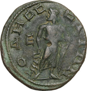 reverse: Gordian III (238-244 AD).. AE28, Odessos (Moesia Inferior)