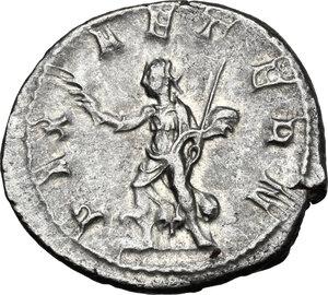 reverse: Philip I (244-249).. AR Antoninianus, 2nd emission, 244 AD