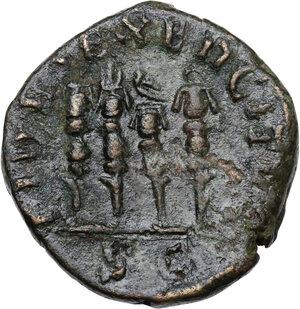 reverse: Philip I (244-249).. AE Sestertius. (17.85 gm)
