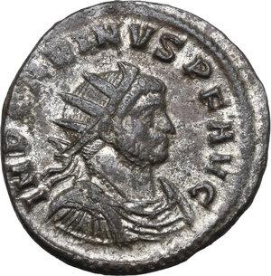 Carinus (283-285).. BI Antoninianus. Ticinum mint, 4th officina, 282 AD