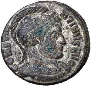 Constantine I (307-337).. AE 17 mm, 320 AD. Aquileia mint